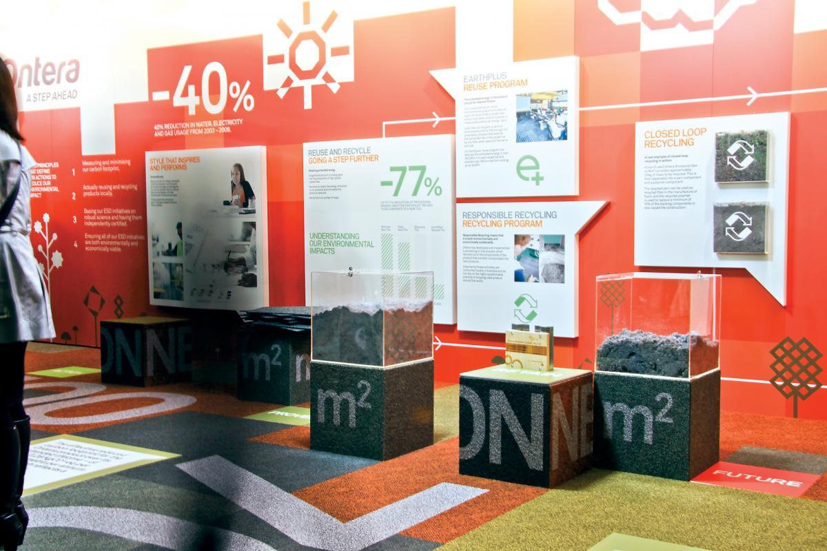Saturday in Design、Ontera展位设计、环境设计