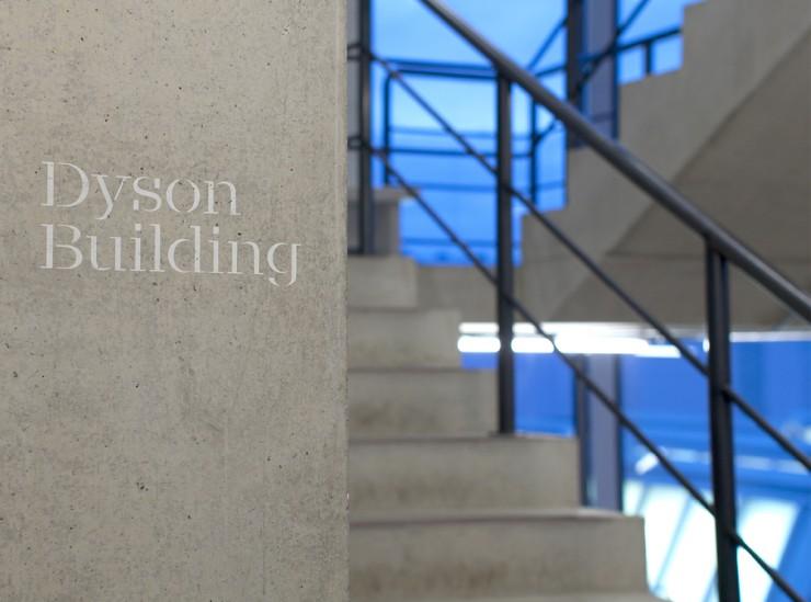 英国皇家艺术学院环境导视系统设计
