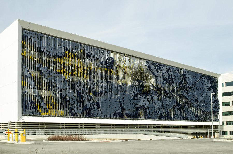 埃斯凯纳齐医院建筑图形设计
