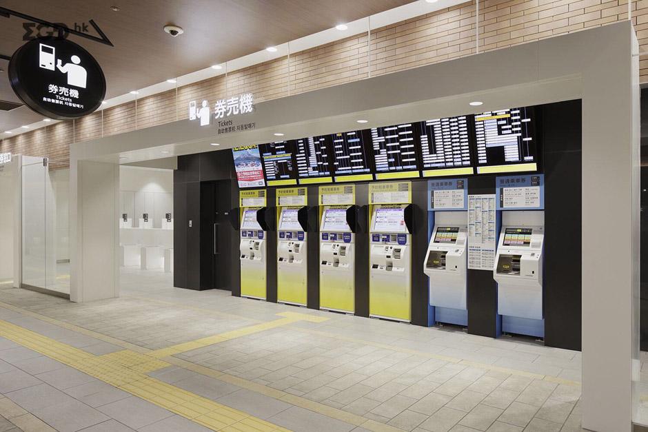 西铁天神高速客运站导视设计 © 6D设计公司