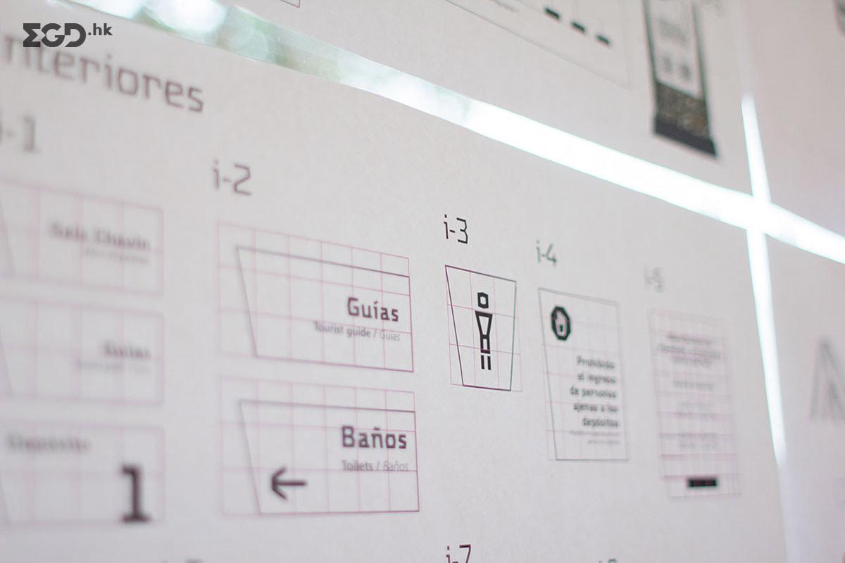 Qhapaq ñan指示系统及图标符号设计 © STUDIO A
