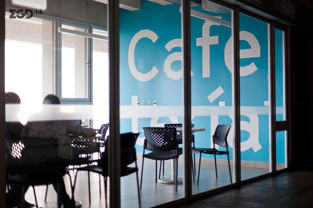 UTEC Wayfinding design © brandlab