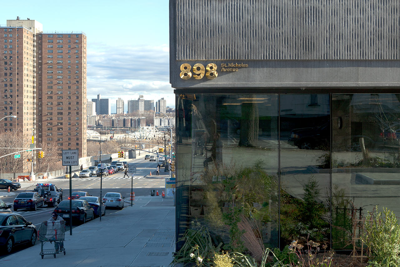 EGD,Broadway Housing Communities © pentagram五角设计