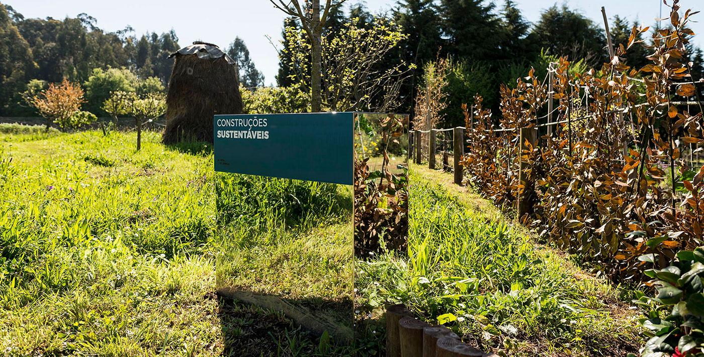 植物园导视,果园导视,公园导视,