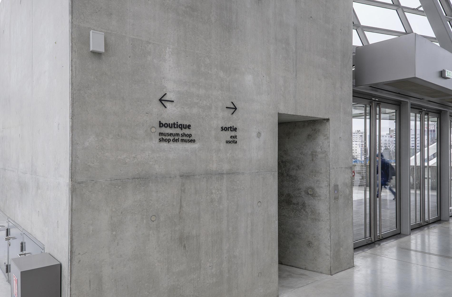 EGD,里昂汇流博物馆导视设计 © CL DESIGN