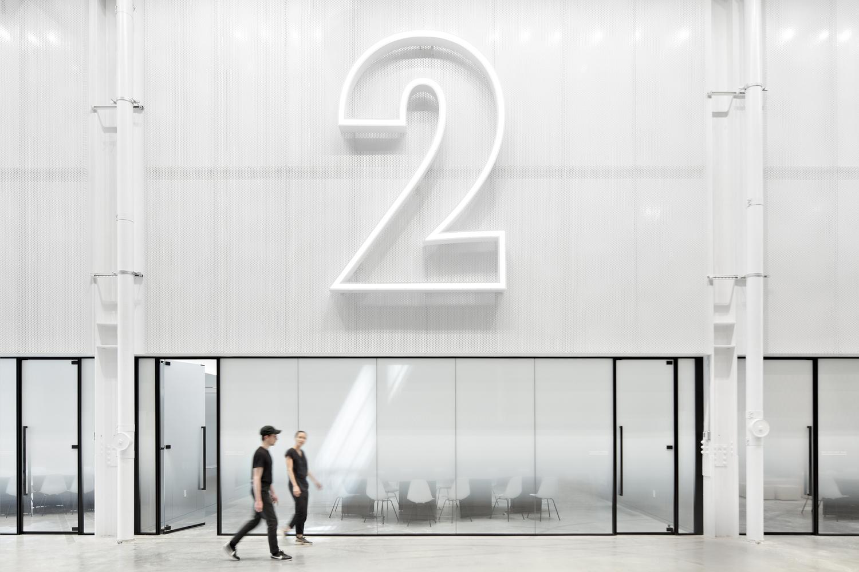 耐克纽约总部设计——城市标志@wsdia