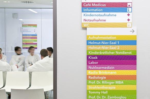 奥芬巴赫医院导视系统设计@uebele