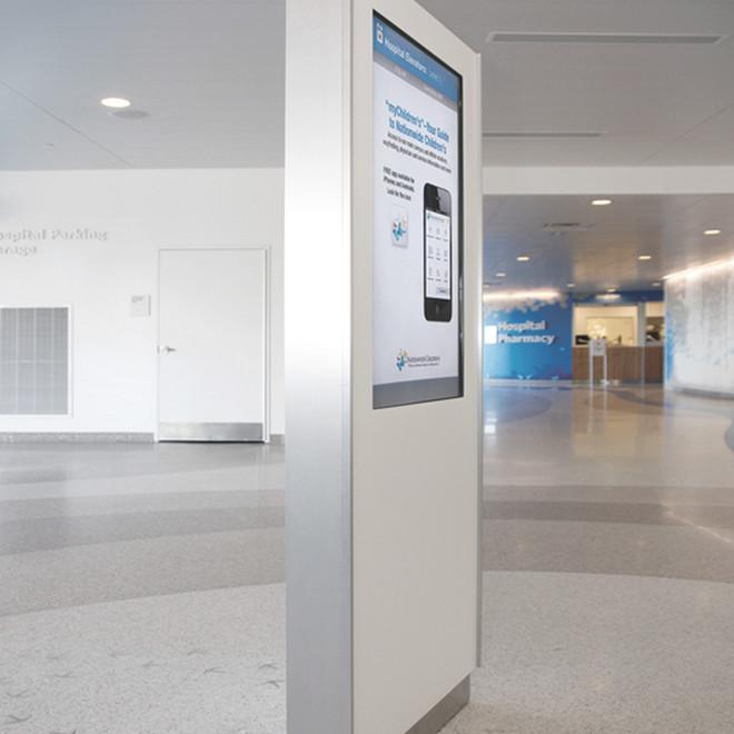 美国儿童医院导视系统规划设计@formdg