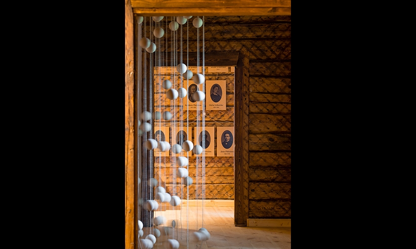 Tadenava博物馆展览设计@Studio H2E
