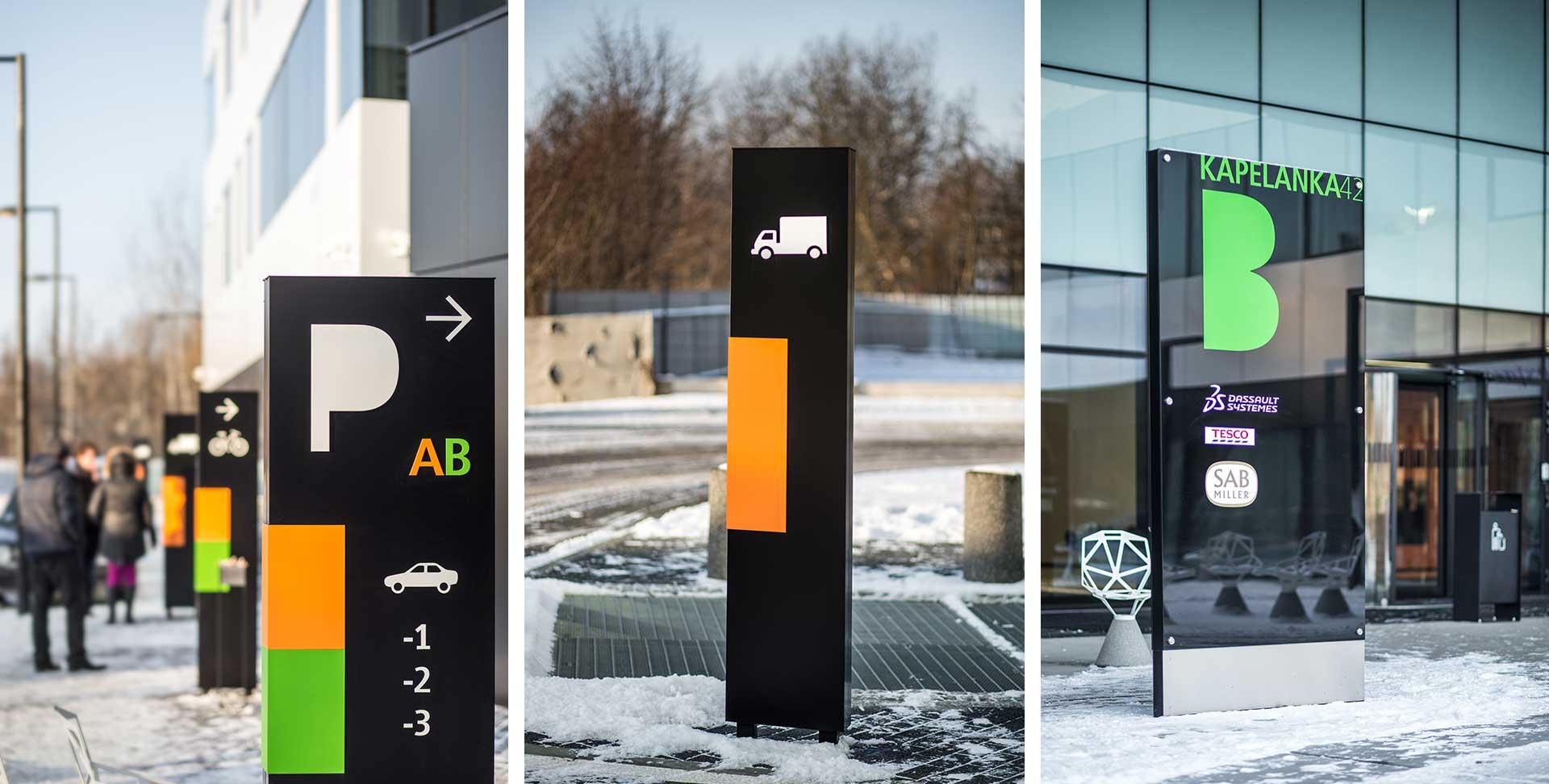 克拉科夫斯堪斯卡标识系统设计©kolektyf