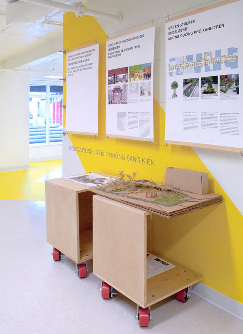 IDEA中心环境图形设计©studiomatthews
