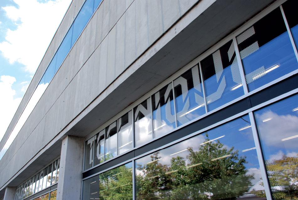 比尔职业培训中心(BBZ-CFP)标识系统设计©feinform