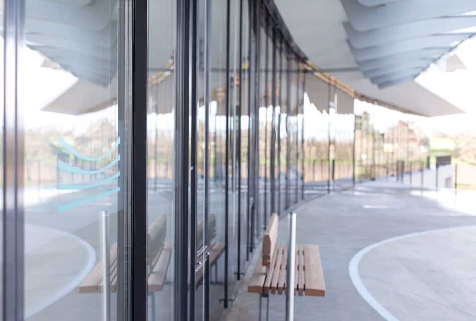 奥伯韦德疗养酒店及医疗中心标识系统设计©feinform