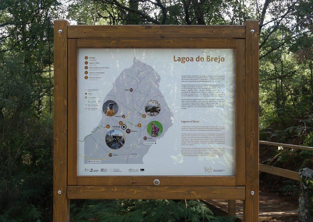 Terva河谷考古公园导视系统设计©tiago-rodrigues
