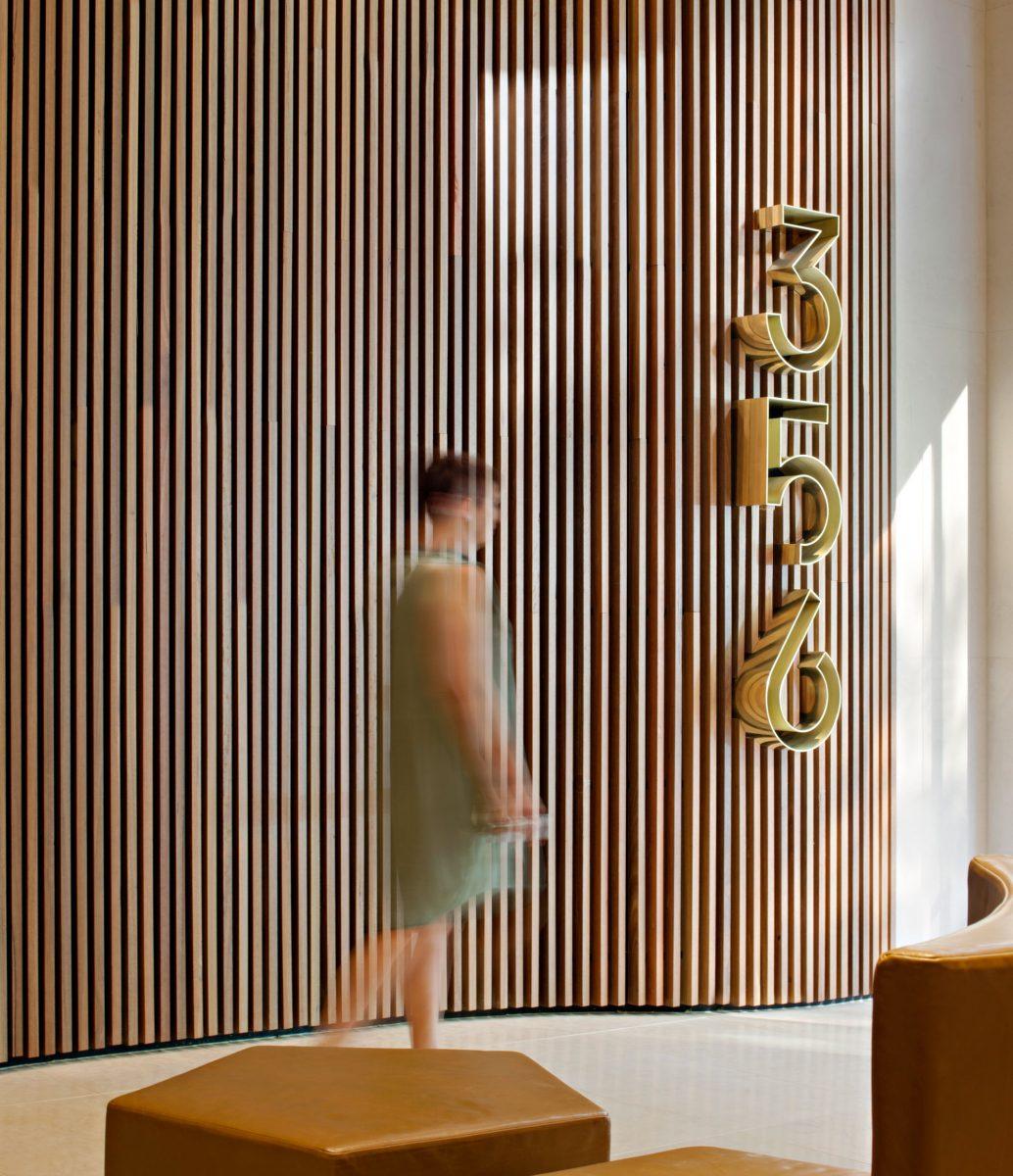 柯林斯街356号导视系统规划设计©seesawstudio