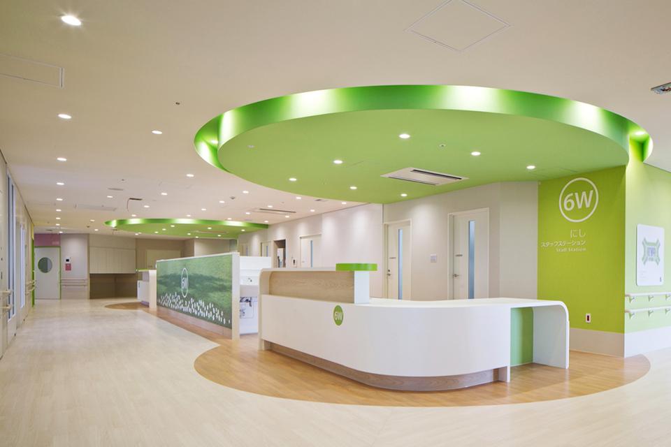 兵库县儿童医院标识系统设计©shimazu-eg
