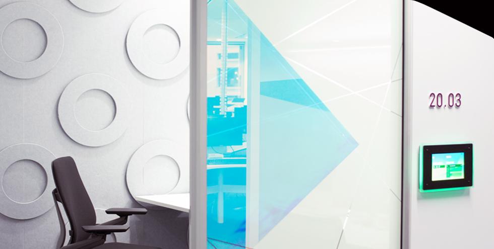 澳电讯公司悉尼总部环境图形设计©brandculture
