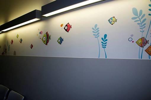 奥尔良急诊儿科环境图形设计©serie-golo