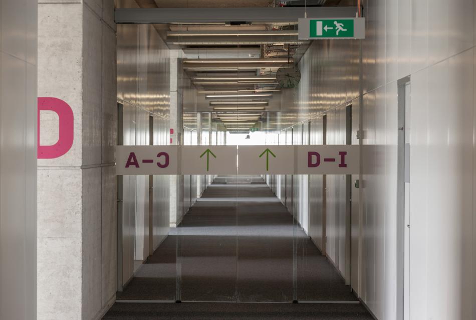 Gossau商业园导视系统设计©feinform