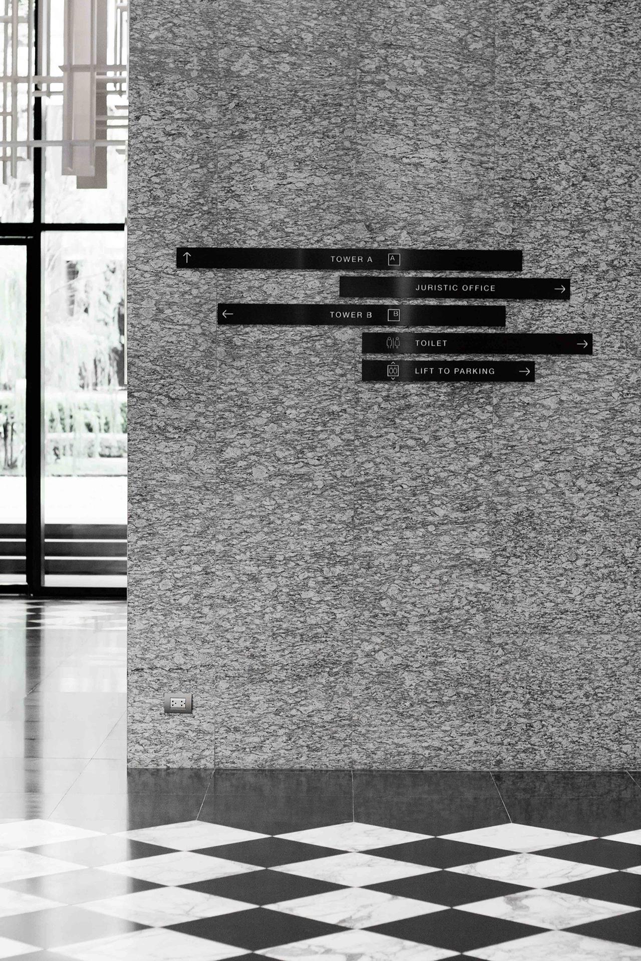 Noble Ploenchit导视系统规划设计©farmgroup