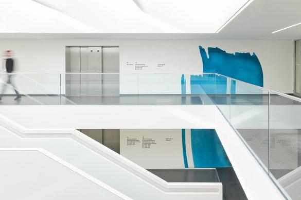 德国神经退行性疾病研究中心环境图形设计©uebele