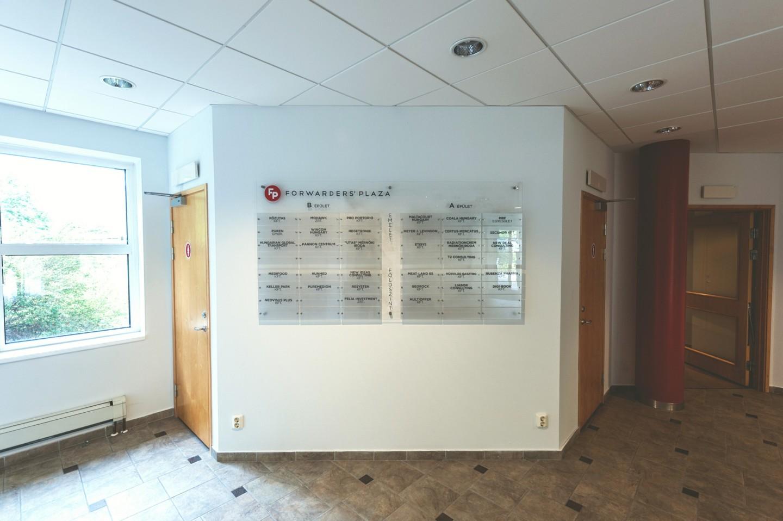 Forwarders' Plaza导视系统设计©REMION