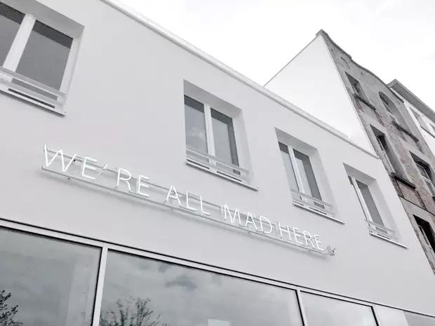 布鲁塞尔时尚设计中心(MAD)导视系统设计 © Pam&Jenny