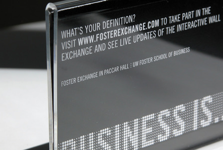 Business is... © Studio Matthews