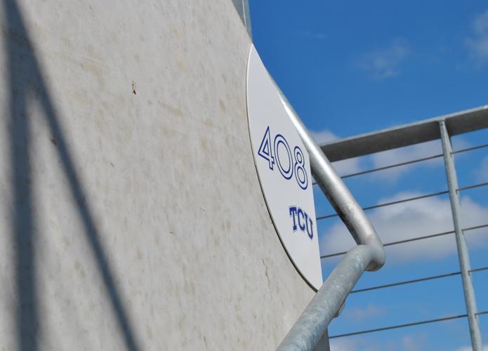 Amon G.Carter体育场导视系统设计©focusegd