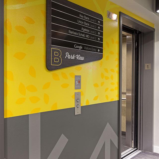谷歌停车场导视系统设计©Effective Design Group