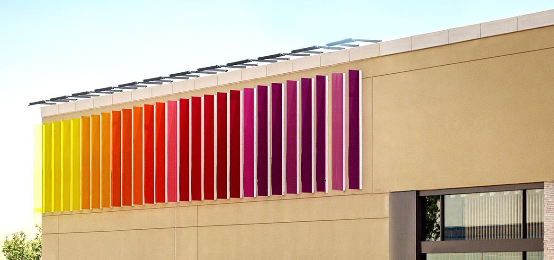 莫奈大道环境视觉系统设计© RSM design