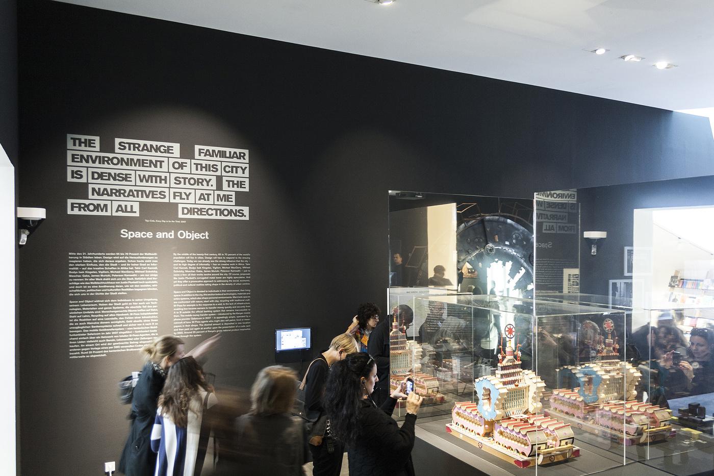 维特拉设计博物馆之非洲展设计©Double Standards