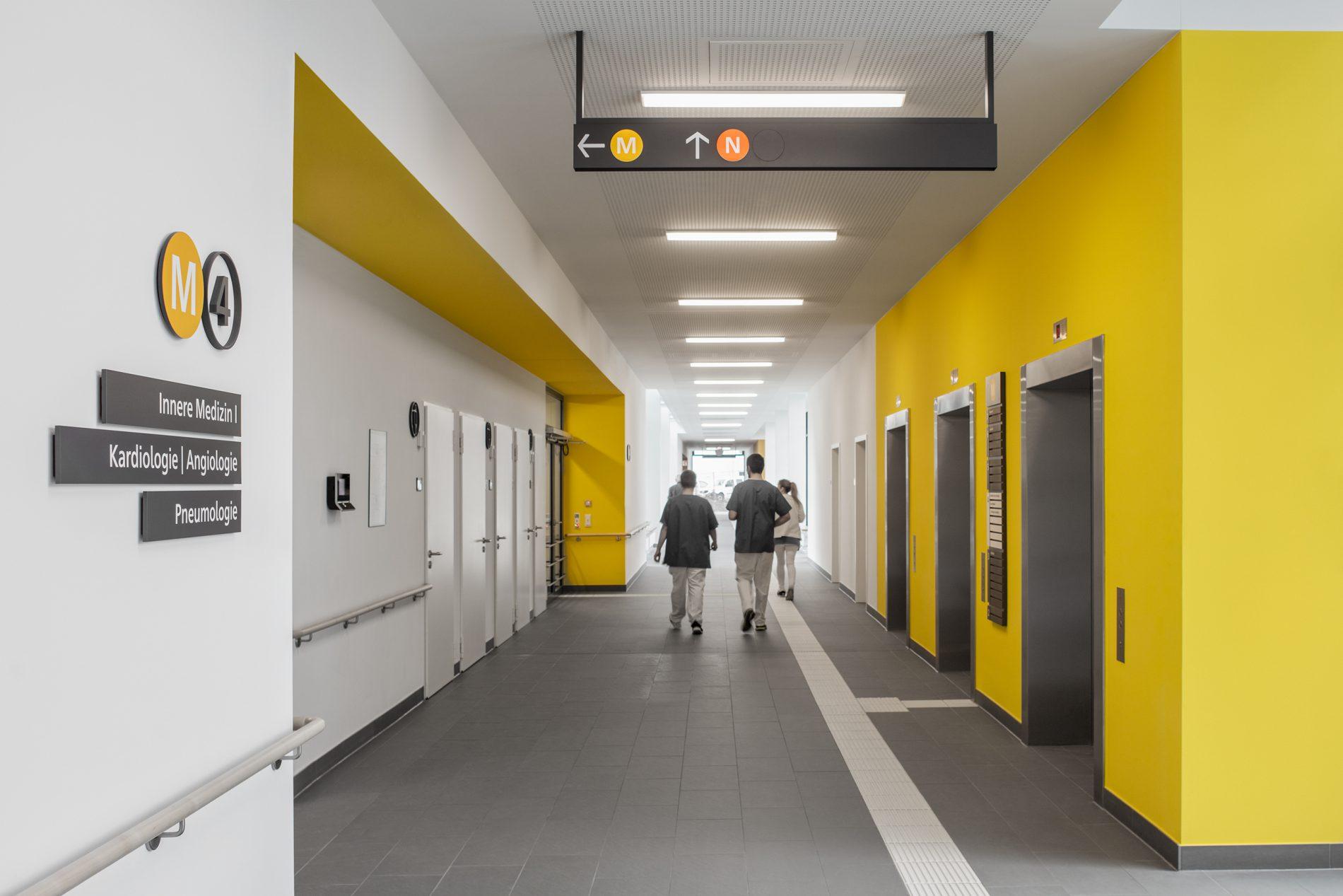 SKL医院导视系统规划设计©KSV