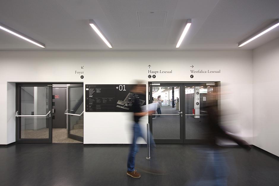 明斯特大学图书馆导视系统设计©nowakteufelknyrim