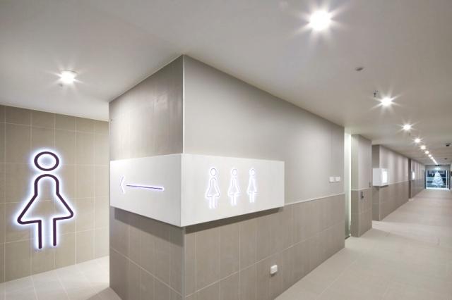 布罗德梅多斯购物中心导视系统设计©Tomas Studios