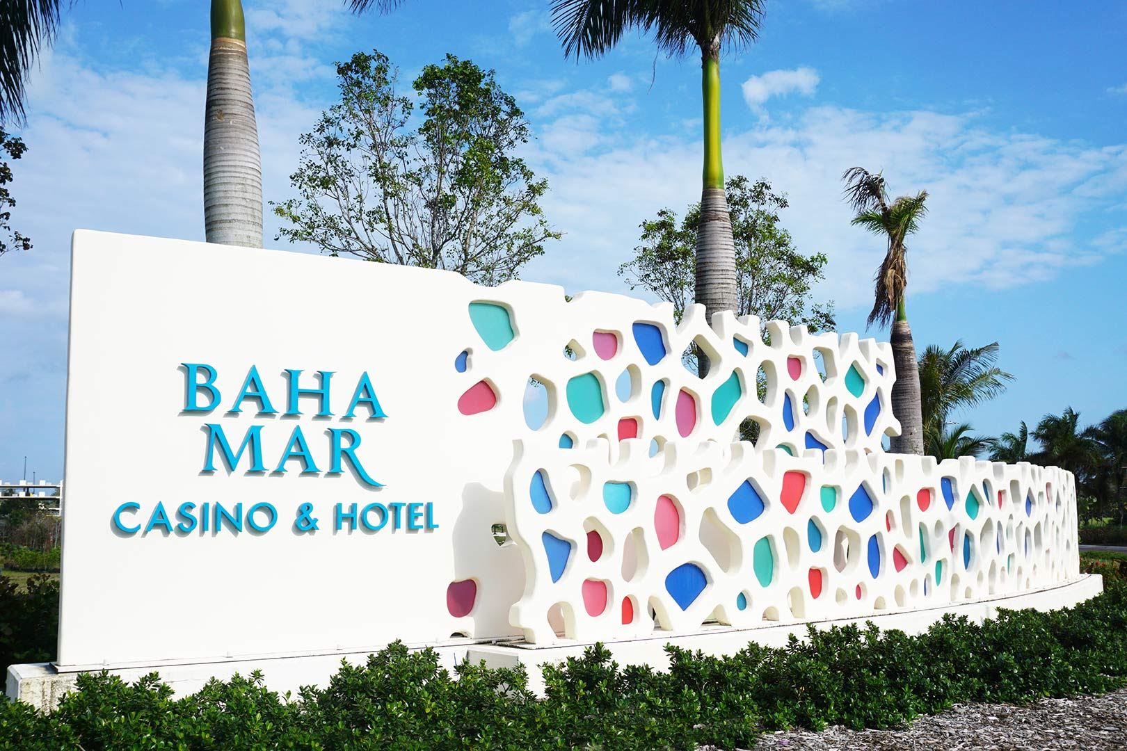 Baha Mar 度假村导视系统设计©Selbert Perkins Design
