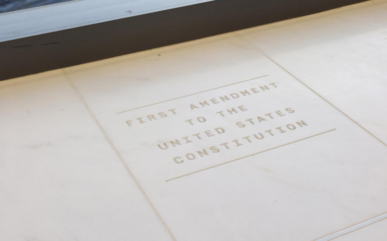 彭博社华盛顿办公室环境视觉系统设计© Volume Inc
