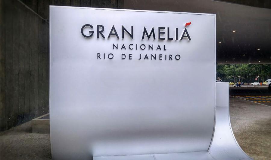 Nacional酒店导视系统设计© CLA PROGRAMAÇÃO VISUAL