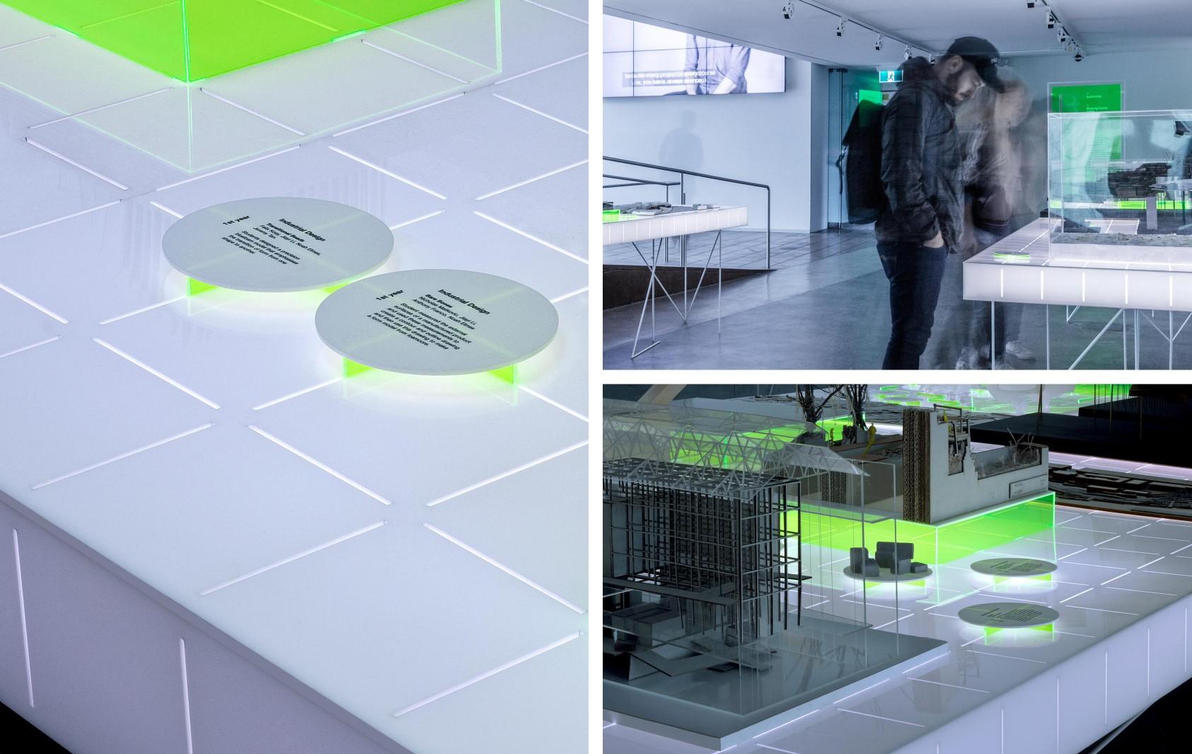 新南威尔士大学建筑环境学院导视系统设计© design by toko