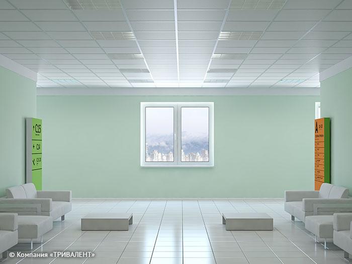 体育中心导视系统设计©trivalent