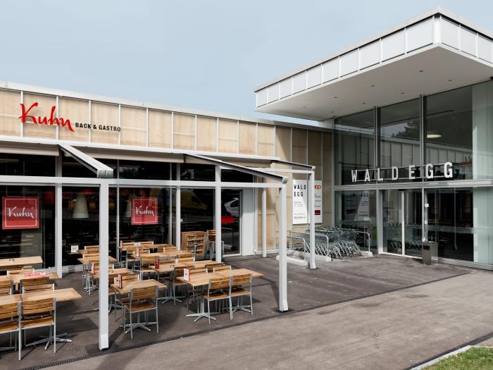 豪尔根瓦尔德格购物中心导视系统设计©pikka