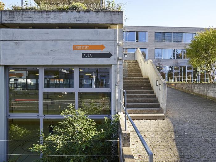 Unterstrass学院导视系统设计©Pikka