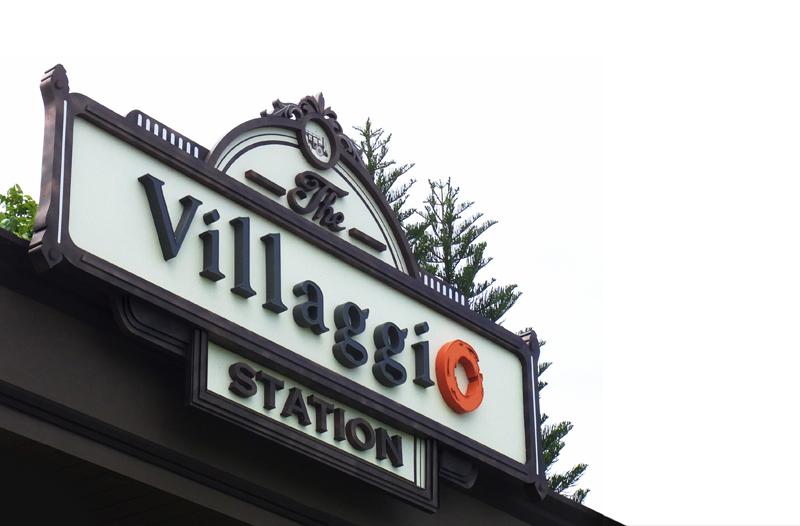 Villaggio Bangna 标识系统设计© Dinsor