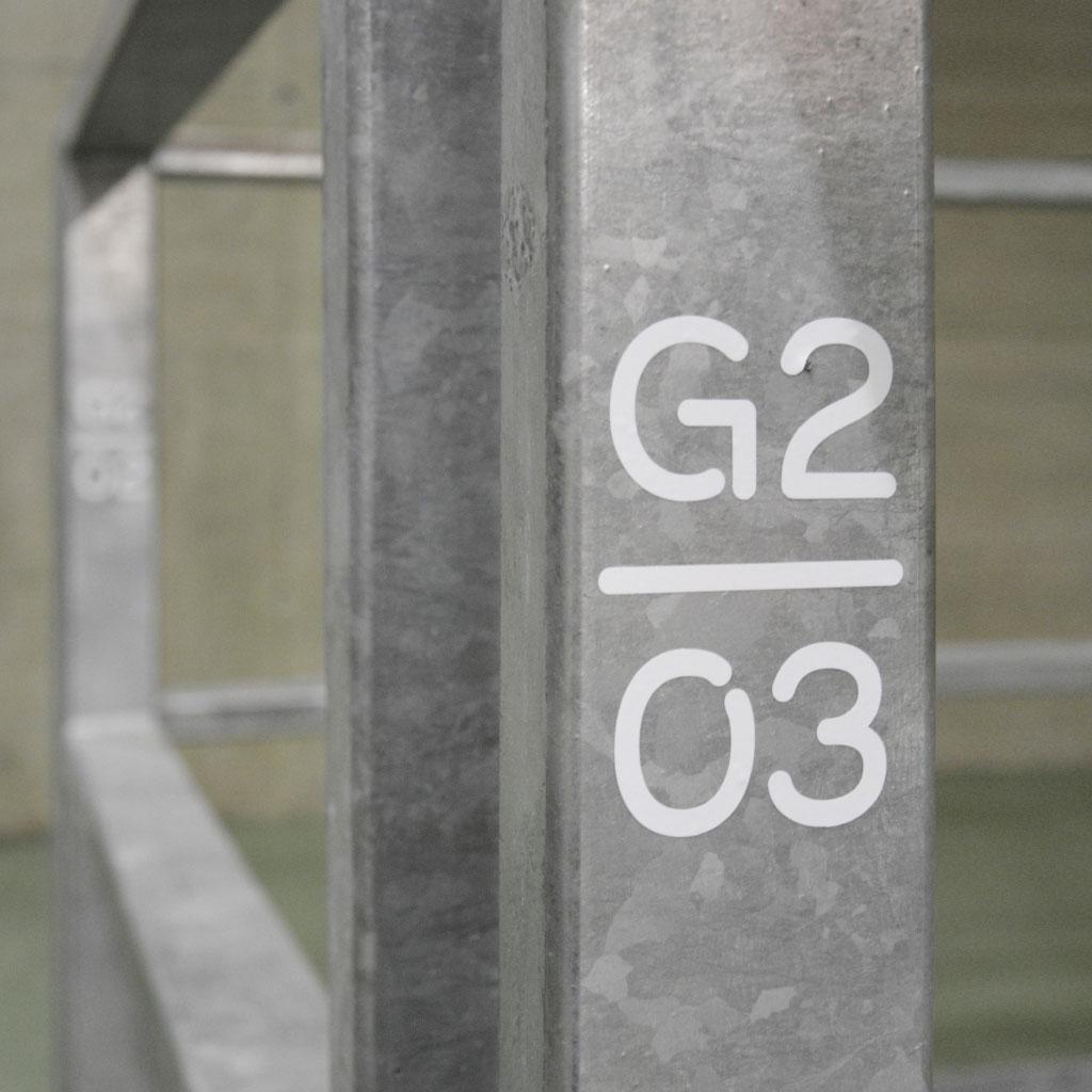 EWZ新建变电站标识设计©Typejockeys