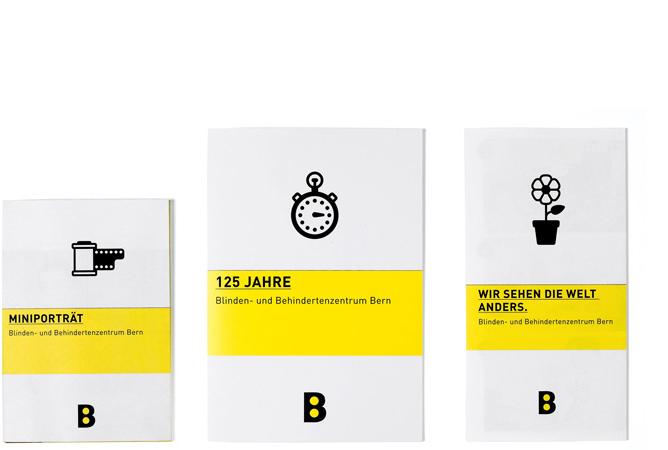 伯尔尼盲人和残疾人中心标识设计© 2.stock süd netthoevel & gaberthüel