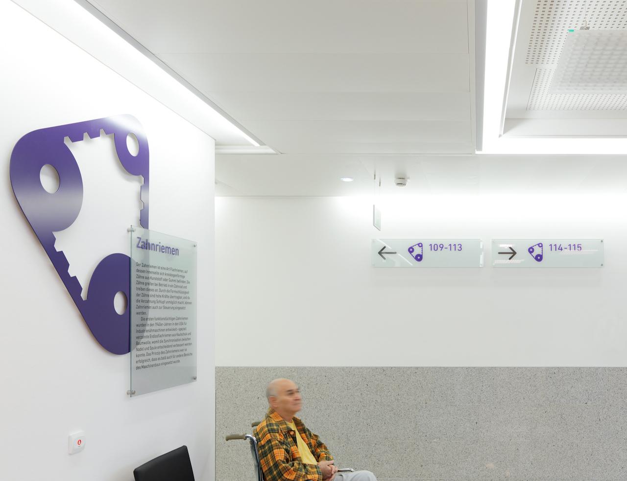 格拉茨牙科诊所标识设计©Bohatsch Und Partner