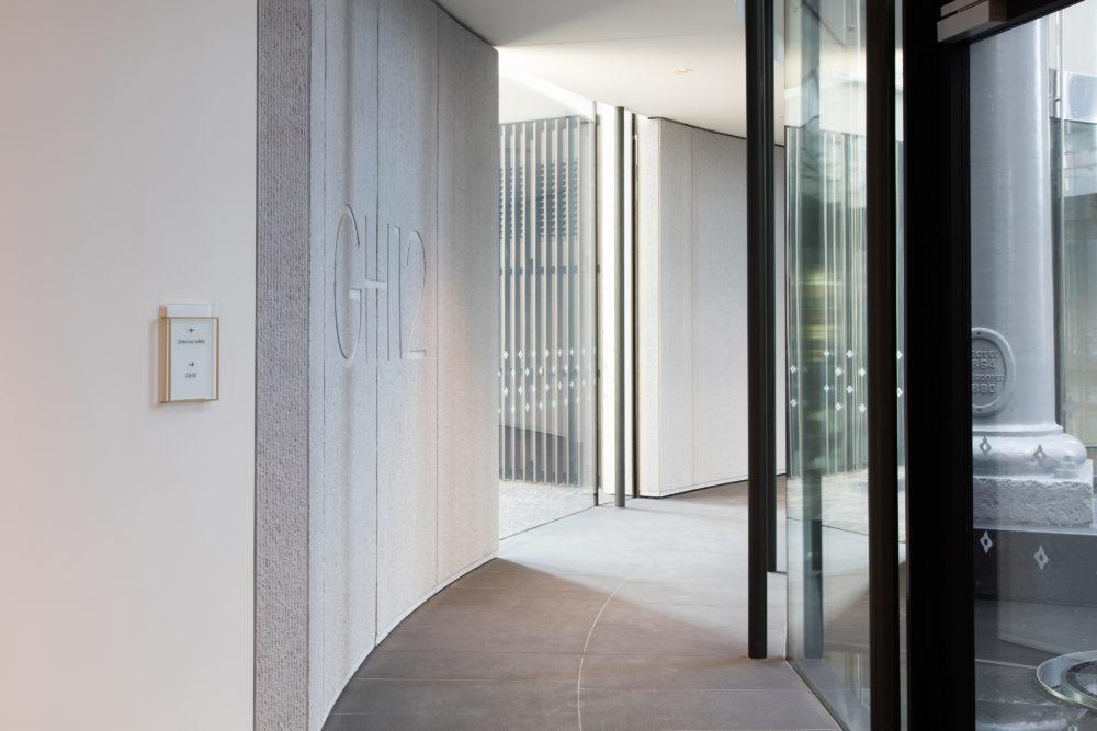 奥德豪庭住宅导视设计©Holmes Wood