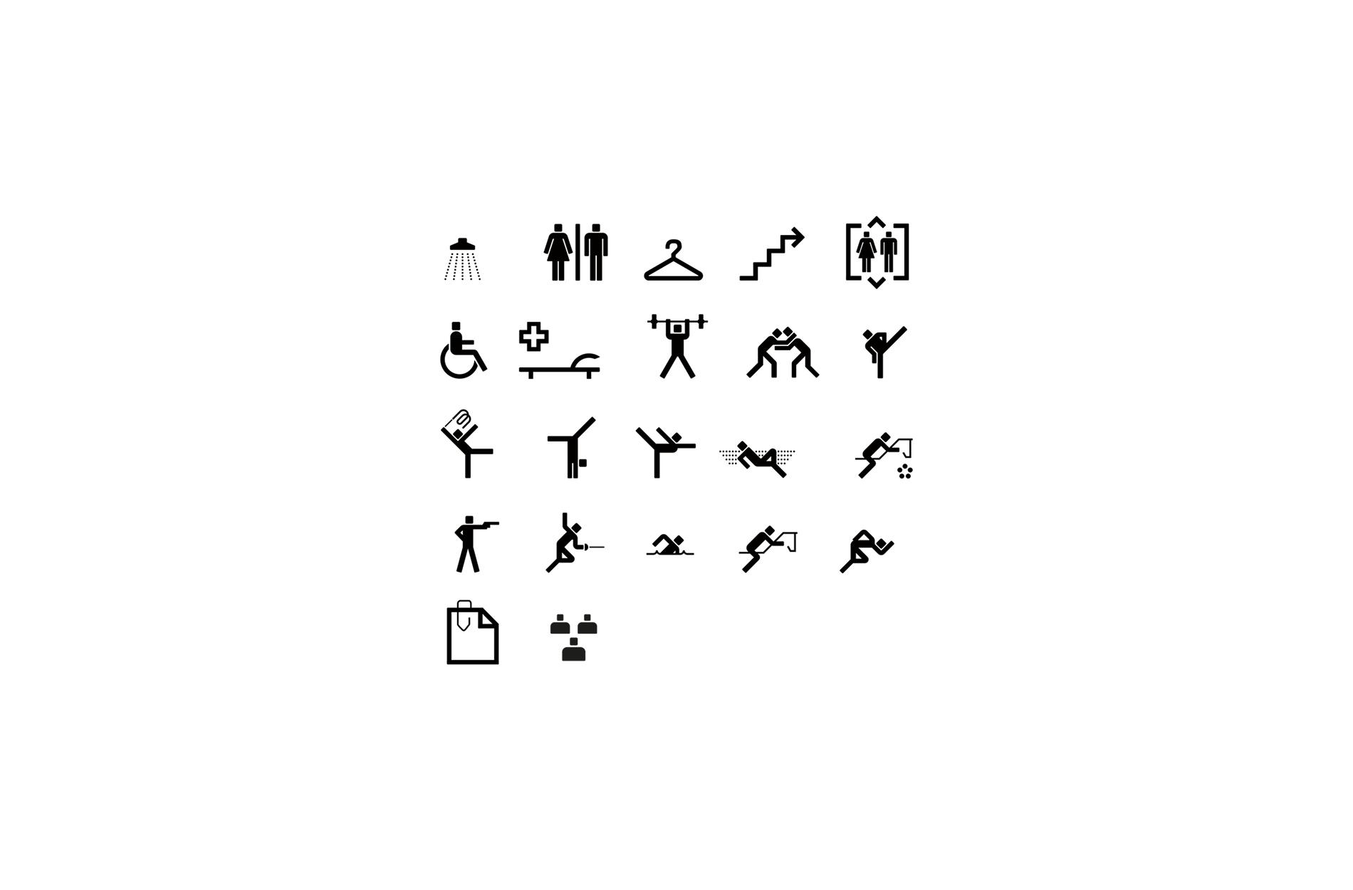 法国国家体育运动学院标识设计©CL Design