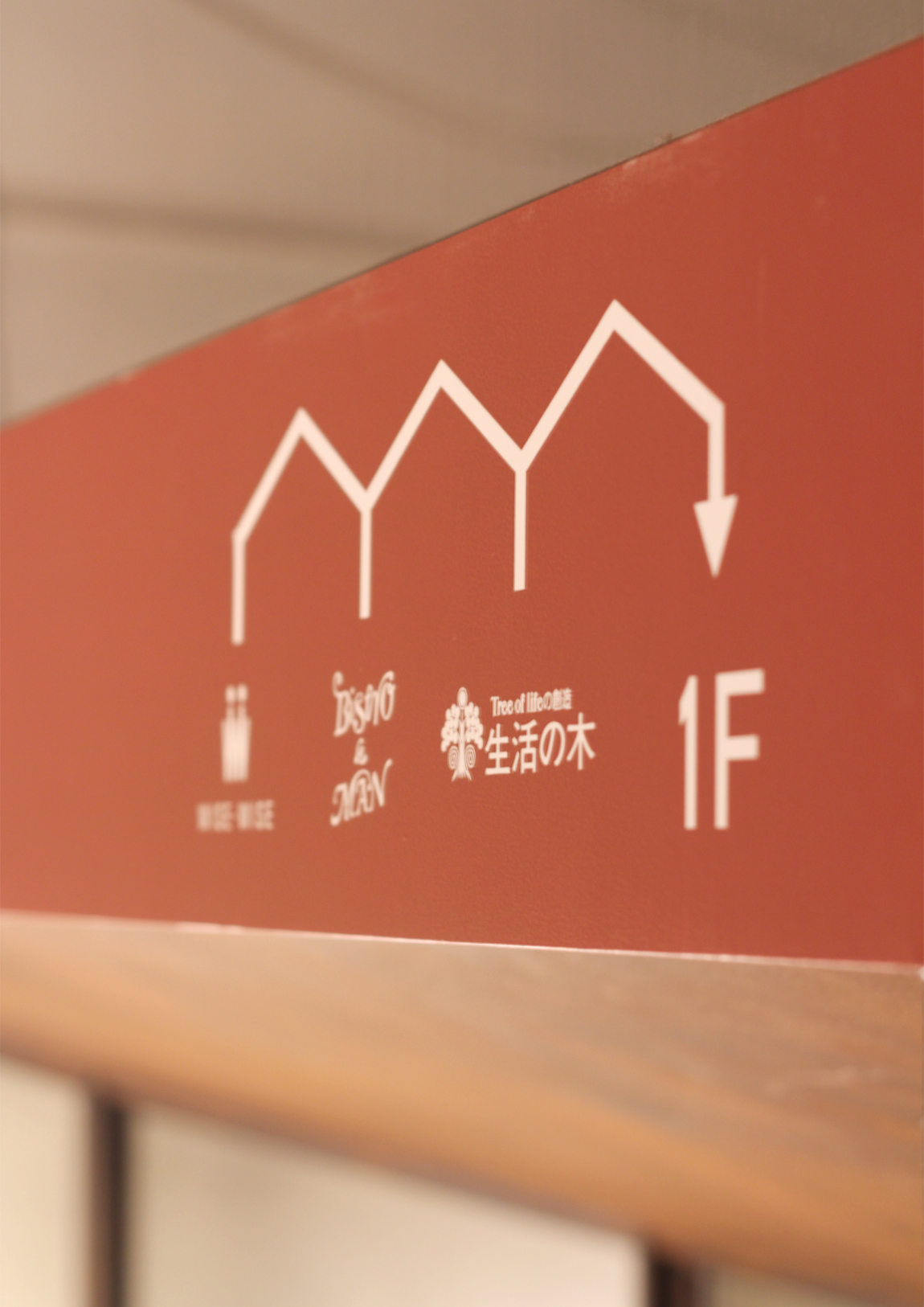 表参道文化中心标识设计©NOSIGNER