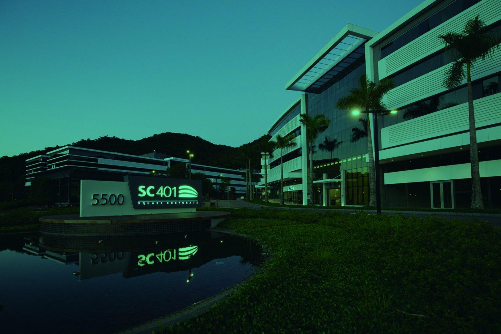 SC401商业导视设计©Studio MDA